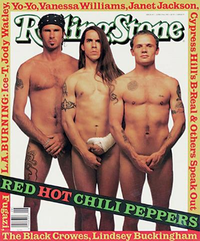 Red Hot Chili Peppers, 1992 год