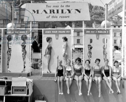 Как выглядели победительницы конкурсов красоты в 20 веке