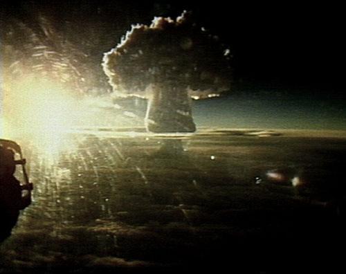Испытание самого мощного в мире термоядерного устройства