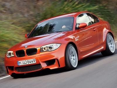 1. BMW 1-Series M Coupe (92,2%)