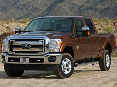 3. Ford F-Series (87%)