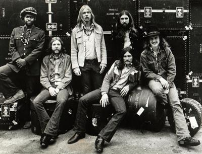 53. The Allman Brothers Band