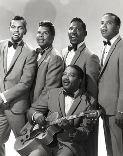 81. The Drifters