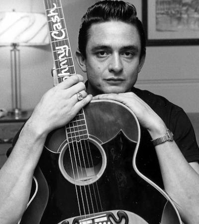 31. Джонни Кэш (Johnny Cash)