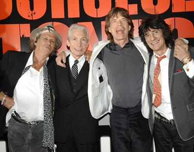 4. The Rolling Stones