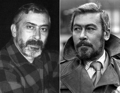 Вахтанг Кикабидзе двойник Джон Осборн (John Osborne)