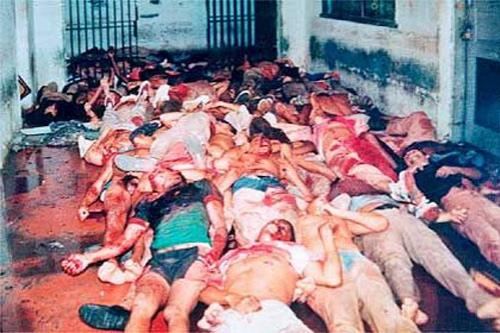 Самые печально известные тюрьмы мира.  Шокирующие фото!