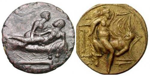 Из-за востребованности подобных жетонов на нумизматическом рынке распространены современные подделки.