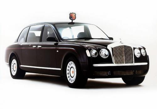 Bentley State Limousine, ����������� ��������� �� ����������, �������� �������������� ��������� II.