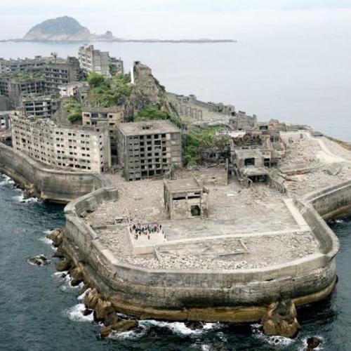 Пятерка заброшенных островов