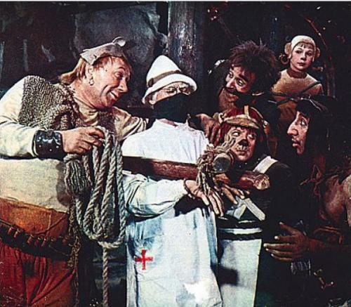 В течение 1960-х годов Смирнов снялся еще в нескольких фильмах: «Айболит-66», «Свадьба в Малиновке», «Удар, еще удар» и «Семь стариков и одна девушка». Эти фильмы оказались настолько популярными у зрителей, что актеры, снявшиеся в них, превратились практически в национальных героев. Это случилось и со Смирновым, который, даже играя роли второго плана, сумел стать одним из самых популярных комиков советского кино.