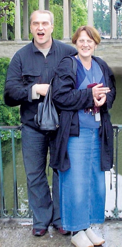 Брак продержался еще десять лет, после чего супруги развелись. Мария не выдержала жесткого графика мужа, его постоянного отсутствия дома и богемной жизни.В настоящее время она вернулась на родину, в Варшаву. Балуев очень любит свою одиннадцатилетнюю дочку и, как только появляется свободное время, сразу летит в Польшу, чтобы увидеться с ней.