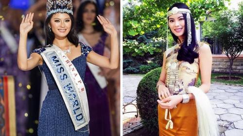 Юй Вэнься, Китай, «Мисс мира — 2012».
