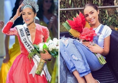 Оливия Калпо, США, «Мисс Вселенная — 2012».