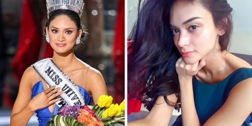 Пиа Алонсо Вуртцбах, Филиппины, «Мисс Вселенная — 2015».