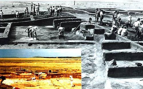 Голомолзин Е.В. Кто вы, жители древней Страны городов?