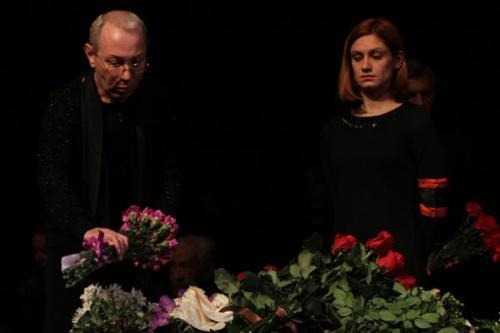 В Москве прошли похороны Ольги Аросевой