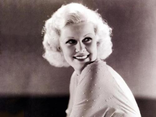 Джин Харлоу  Американская актриса, секс-символ 30-ых годов, снялась в четырнадцати картинах, среди которых: «Безрассудная», «Красная пыль» и «Сюзи».