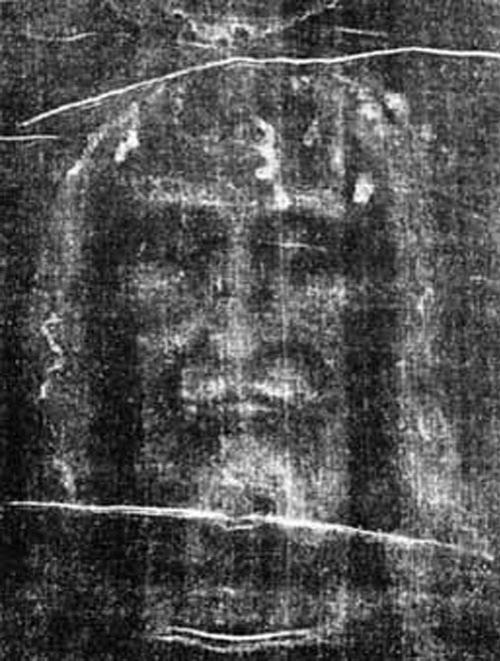 Ведь отпечаток фигуры Христа очень точно переносился в систему объемного изображения…