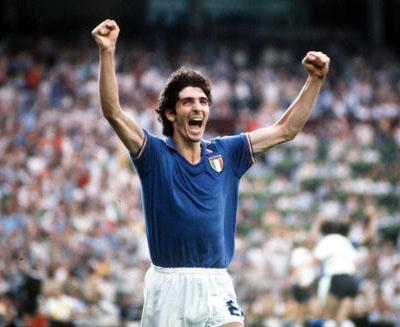 31. ����� ����� (Paolo Rossi), 54 ����, ���������