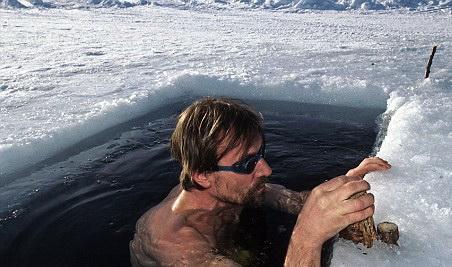 Вим чувствует себя комфортно только при отрицательных температурах, многие из которых губительны для любого нормального человека.