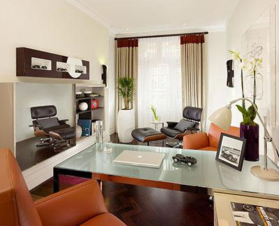Jaguar Suite - Taj Hotels Resorts and Palaces
