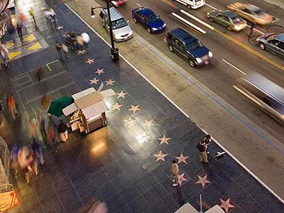������������ ����� ����� (Hollywood Walk of Fame), ���-��������, ���� ����������, ���