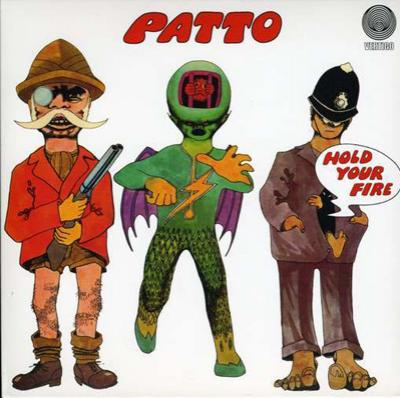 Patto - �Hold Your Fire� (1971)