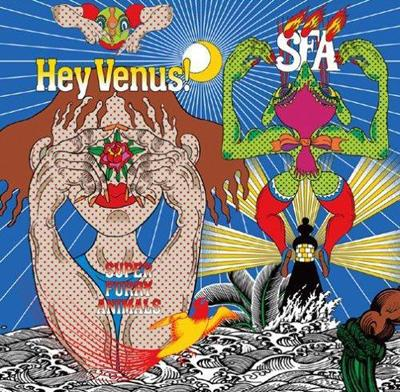 Super Furry Animals - «Hey Venus!» (2007)