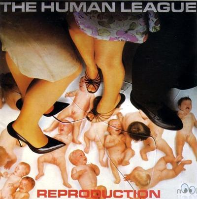 The Human League - «Reproduction» (1979)