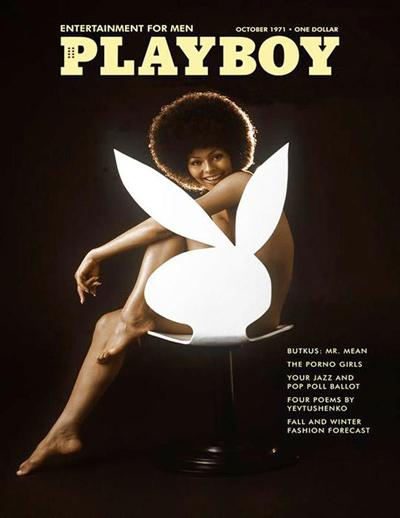 ������ �������������� �� ������� ������� Playboy, 1971 ���