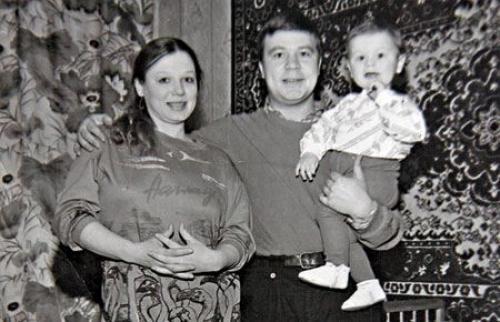 Сергей Селин С первой женой актер прожил целых 20 лет, в 1987 году у них родился сын Прохор.