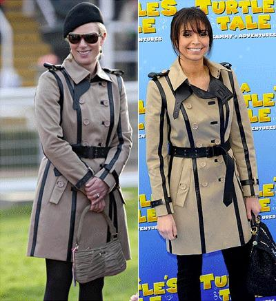Зара Филлипс (Zara Phillips) - Кристин Бликли (Christine Bleakley)