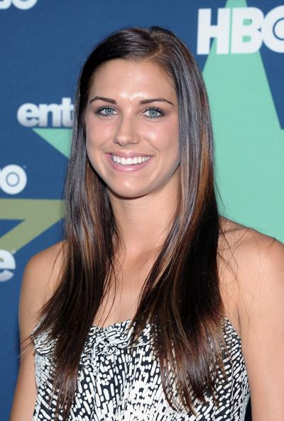 66. Алекс Морган (Alex Morgan)
