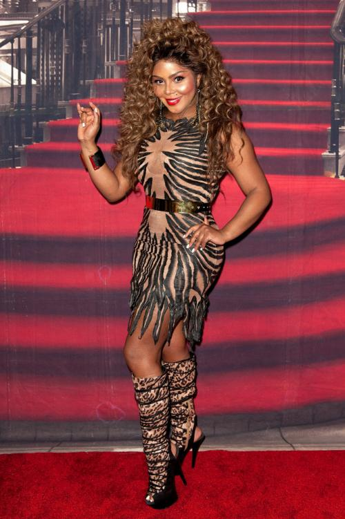 "Lil"" Kim на Return Of The Queen Tour 2012"