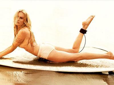 10. Дэрил Ханна (Daryl Hannah), 51 год, американская актриса Длина ног: 106 см Рост: 178 см