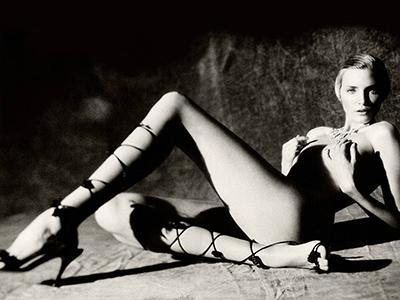 5. Надя Ауэрманн (Nadja Auermann), 41 год, немецкая супермодель и актриса Длина ног: 122 см Рост: 180 см