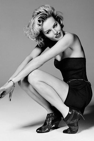 8. Ева Герцигова (Eva Herzigová), 39 лет, чешская топ-модель и актриса Длина ног: 112 см Рост: 180 см