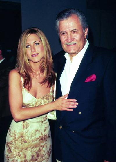 Дженнифер и Джон Энистон (Jennifer & John Aniston)