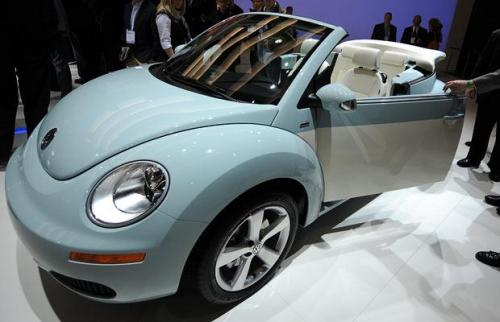 ...И Volkswagen Beetle Final Edition...