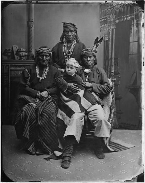 Американское племя, говорящее на древнем японском языке