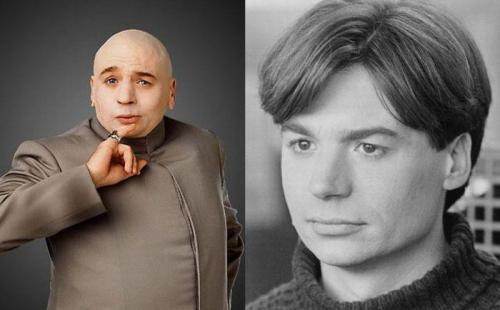 ������ ��� (������ ������, 1997) � ���� ������ (Mike Myers), �� �� ����� ������