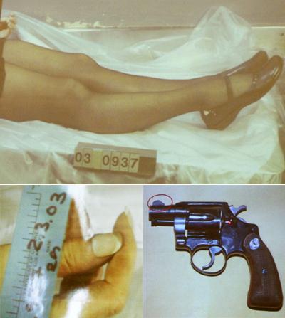 Примечательно, что Спектор был осужден лишь спустя 4 года после смерти 40-летней красавицы, - и только в 2009 году ему был вынесен приговор: 15 лет - за убийство, 4 года - за незаконное владение оружием.