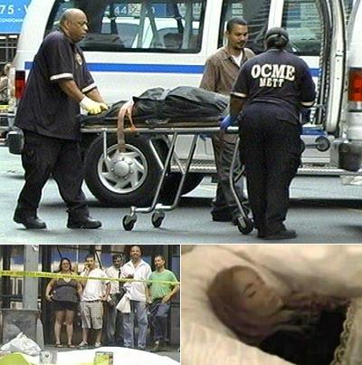 В тот день «русская русалка» - так называли Руслану зарубежные поклонники и работодатели, - выпала из окна своей квартиры на девятом этаже на Манхэттене (Уотер-стрит, 130) и разбилась.