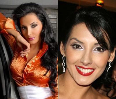 30-летняя колумбийская актриса, фотомодель и телеведущая Лилиана Лозаньо (Liliana Lozano) была убита наркоторговцами - конкурентами своего возлюбленного Леонидаса - 10 января 2009 года.