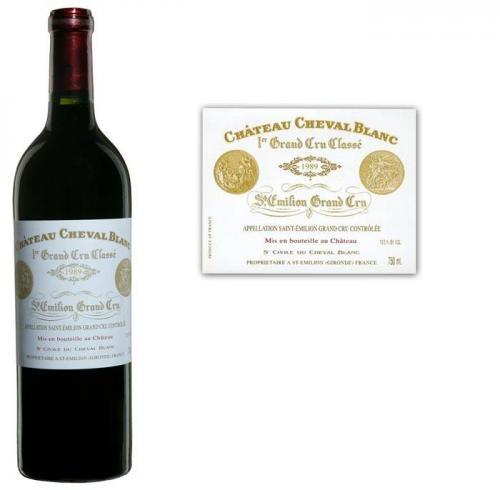 Вино Chateau Cheval Blanc (304 580 долларов) Это вино по праву получило престижнейшую категорию «А». Продано оно было с молотка на аукционе Christie`s в Женеве за 304 580 долларов.