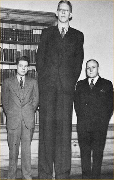 27 июня 1940 Роберт Першинг Уодлоу прибыл в Сент-Луис, где ему предложили в очередной раз произвести замеры. Доктор Чарлз, профессор анатомии Медицинской школы Вашингтонского университета из Миссури и доктор Сирил Макбрайд произвели все с особой тщательностью, словно предчувствовали недоброе. Рост оказался 2,74 см, вес порядка 222 кг.