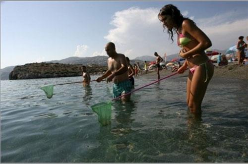 рыбалка в испании на средиземном