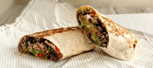 ������� �� ������� � ��������� (Steak Burrito with the Works) (Chipotle) � 1200 �������
