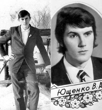 Виктор андреевич ющенко